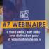 Webinaire #7 : Soft skills/Hard skills : une distinction pour la valorisation de soi